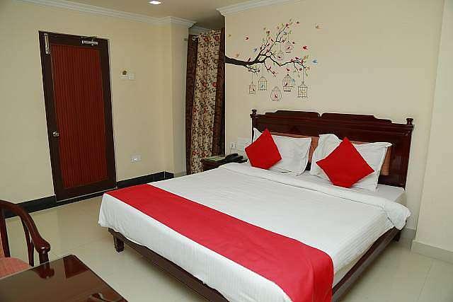 Hotel Golden Pearl Inn