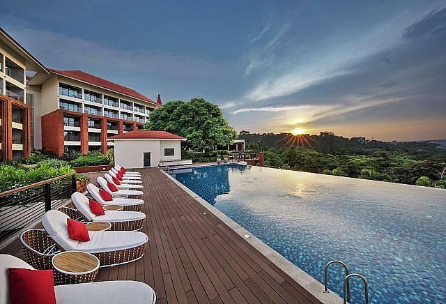 DoubleTree by Hilton Goa-Panaji