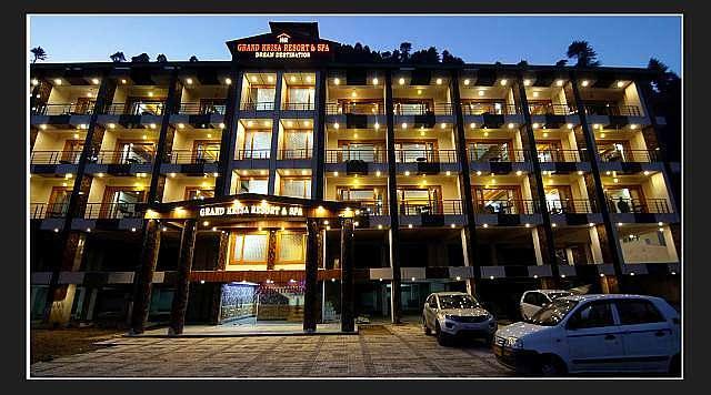 Grand Krisa Resort & Spa