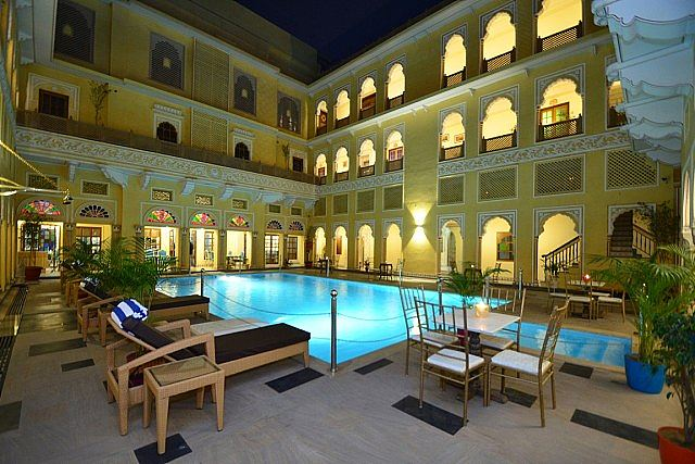 Nirbana Palace - A Heritage Hotel and Spa