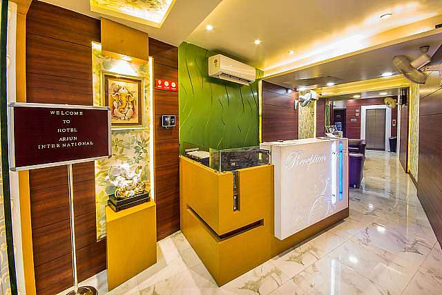 Hotel Arjun International