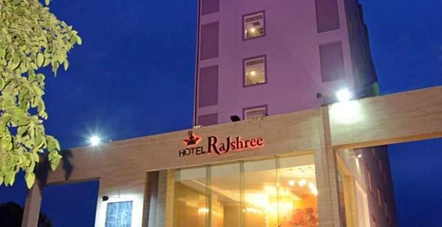 Hotel Rajshree & Spa