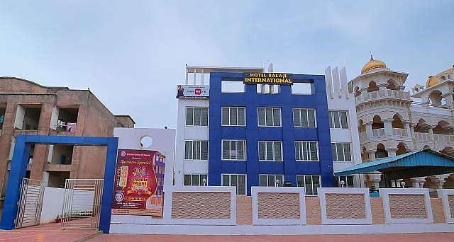 Balaji International (Berries Group of Hotels)