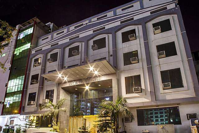 Hotel Goyal Palace