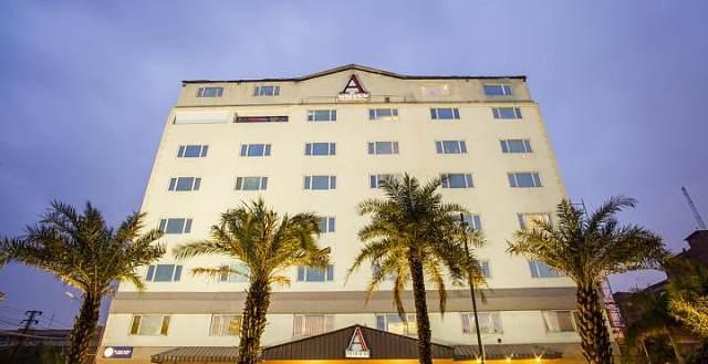 A - Hotel