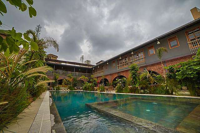 The Artist House by Inde hotels