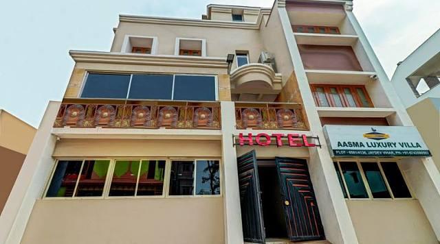 Treebo Trip Aasma Luxury Villa