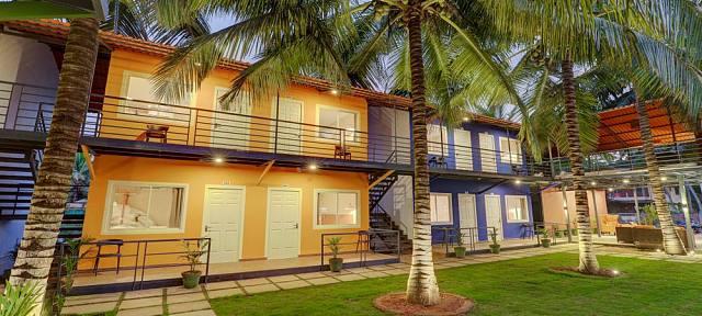 Treebo Trend Morjim Banyan Resort