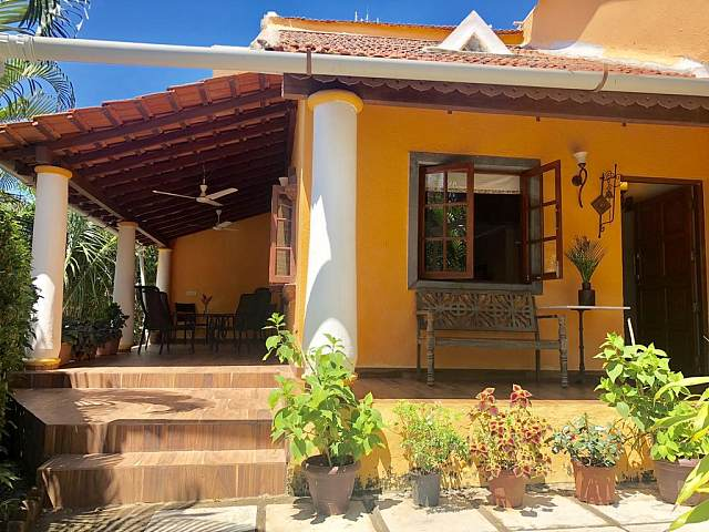 The Bungalows Light House, Goa ( by Leisure Hotels )