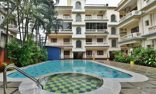 Calangute Dream 1BHK Apartment