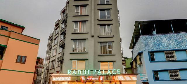 Treebo Trend Radhe Palace