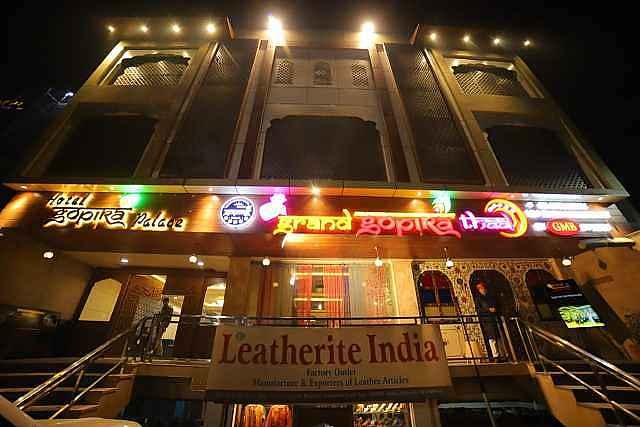 Hotel Gopika Palace Agra