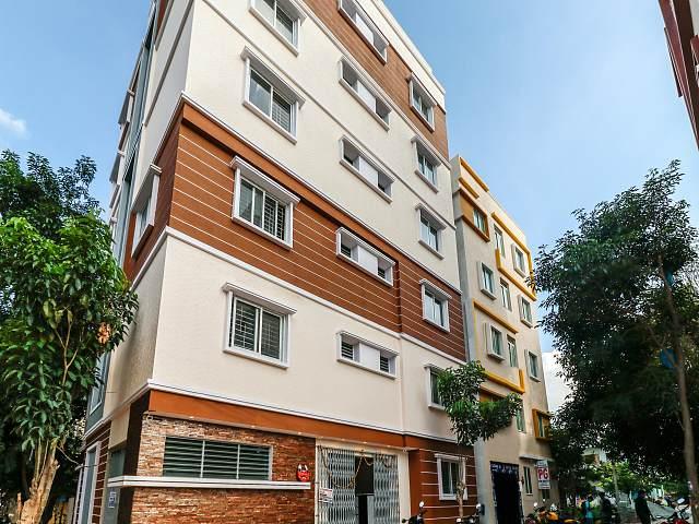 Capital O 62363 N R Residency