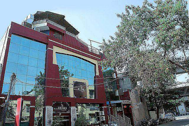 HOTEL KUHU BY RAJWADA PALACE