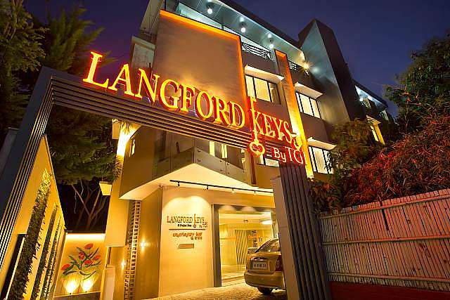 Langford Keys by TGI