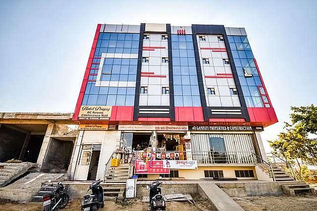 OYO 66209 Hotel Prayag