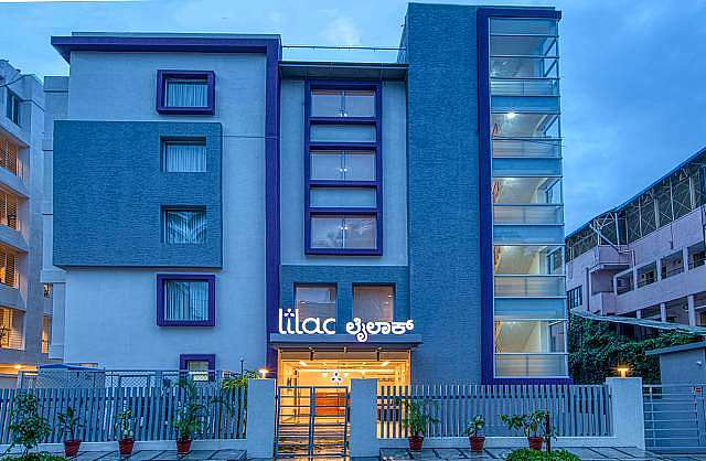 Lilac Hotel 5th Block