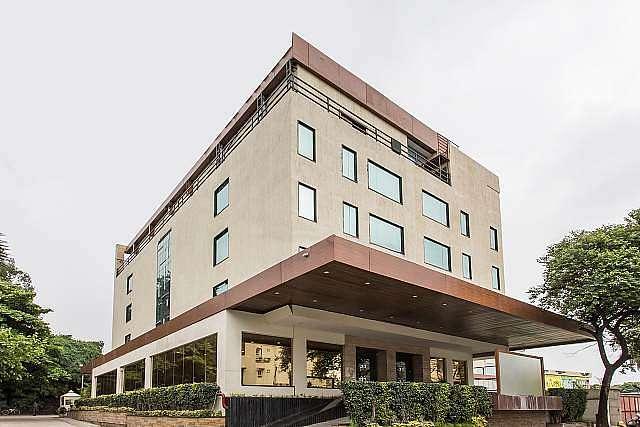 Hotel Solaris Indore