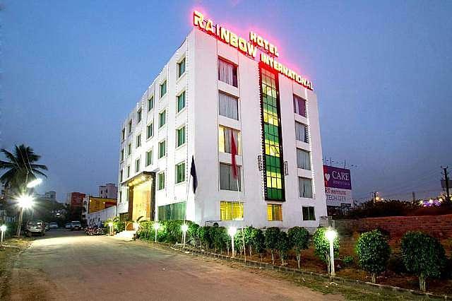 Hotel Rainbow Tower Shamshabad Airport Zone