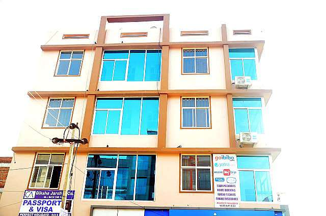 Konark Business Hotel