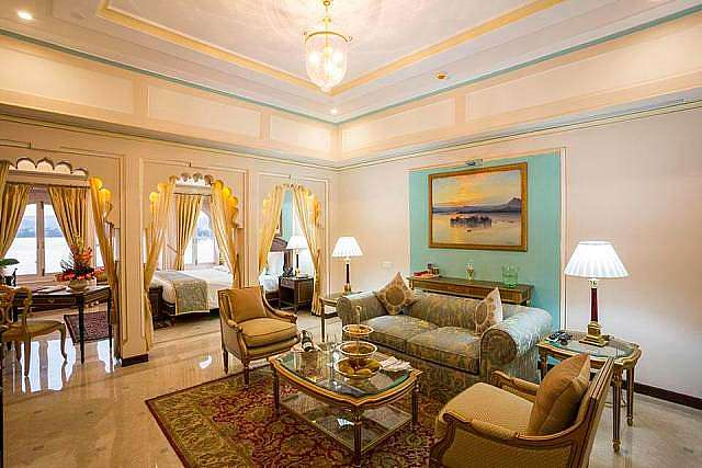 Fateh Prakash Palace by HRH Group of Hotels