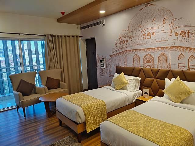 Delhieez - A Boutique Hotel