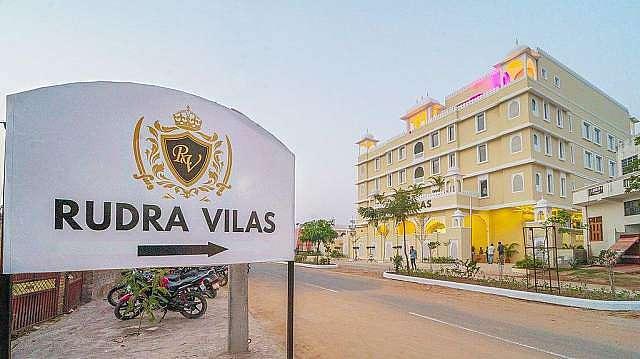 Rudra Vilas - A Royal Heritage Hotel