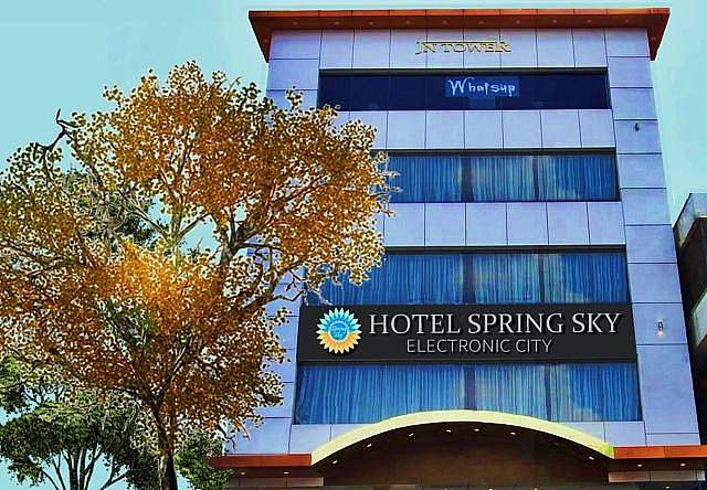 Spring Sky Bangalore By ShriGo Hotels & Resorts