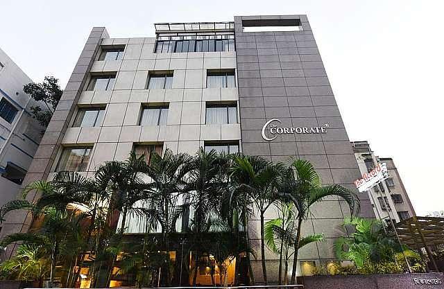 Hotel The Corporate Kolkata