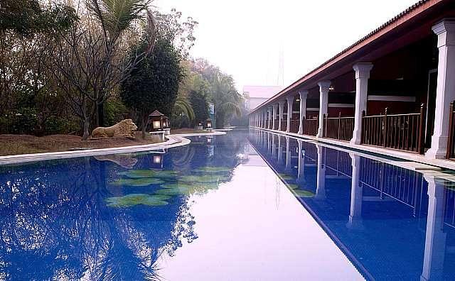 Lagoon Bay at Leonia Hotel