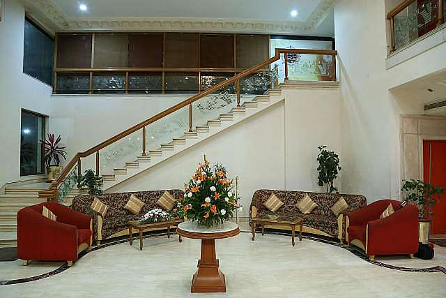 Hotel Amar Vilas Indore