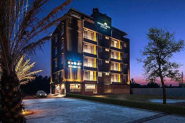 Hotel Avora Tree