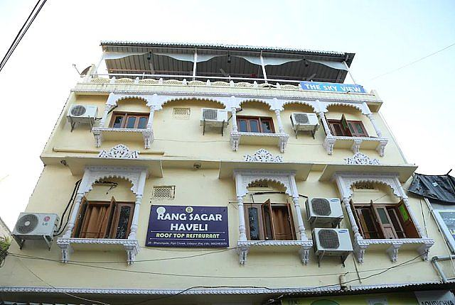 Hotel Rang Sagar Haveli