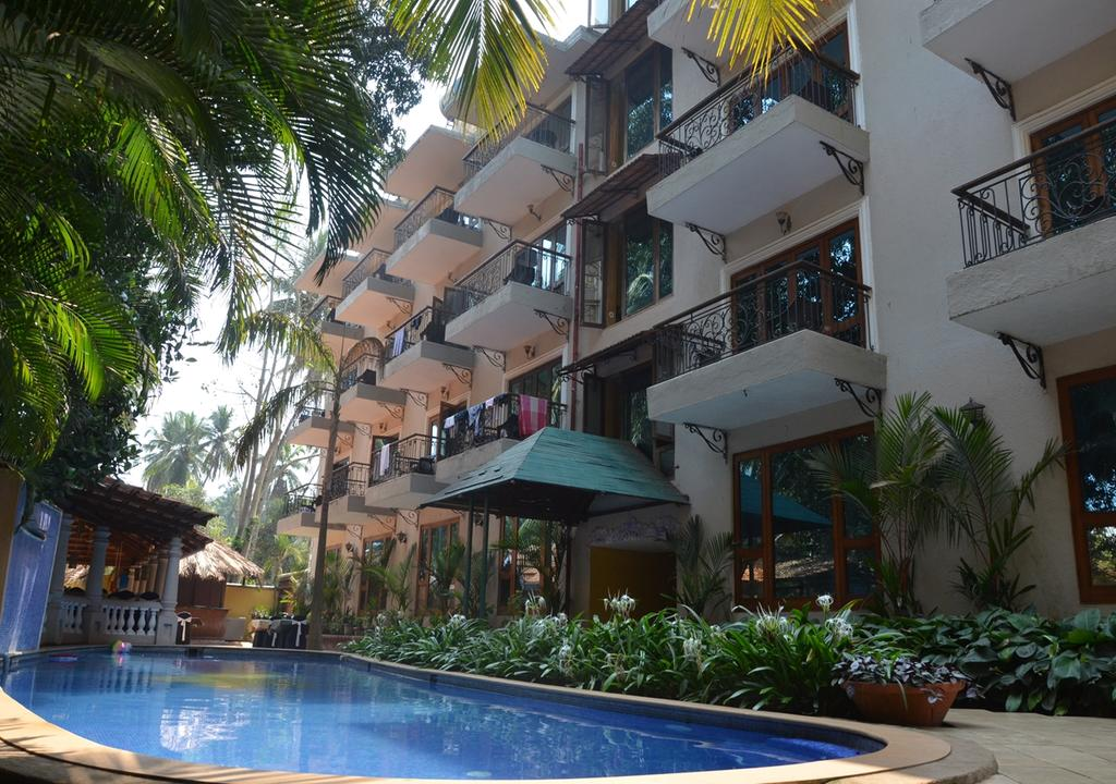 Tangerine Boutique Resort, Goa
