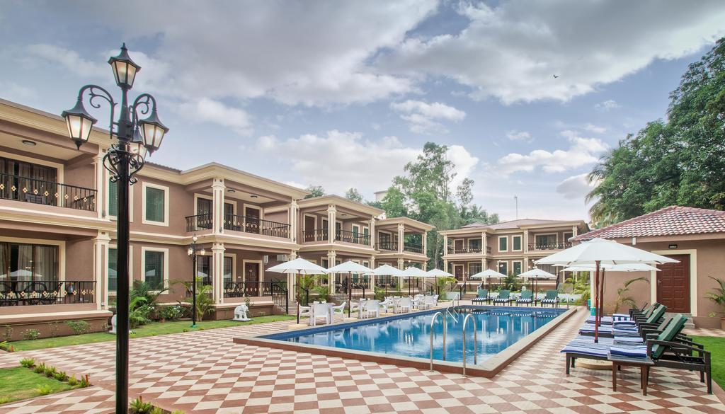 Seashell Suites & Villas Candolim