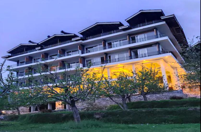 Nature Vilas & Spa Manali - Family Resort