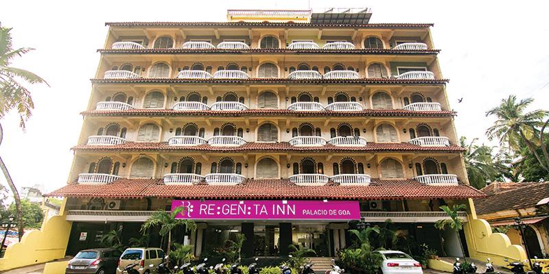 Regenta Inn palacio De Goa