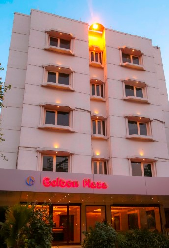 Hotel Golden Plaza Ahmedabad