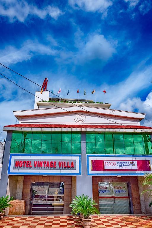 Hotel Vintage Villa