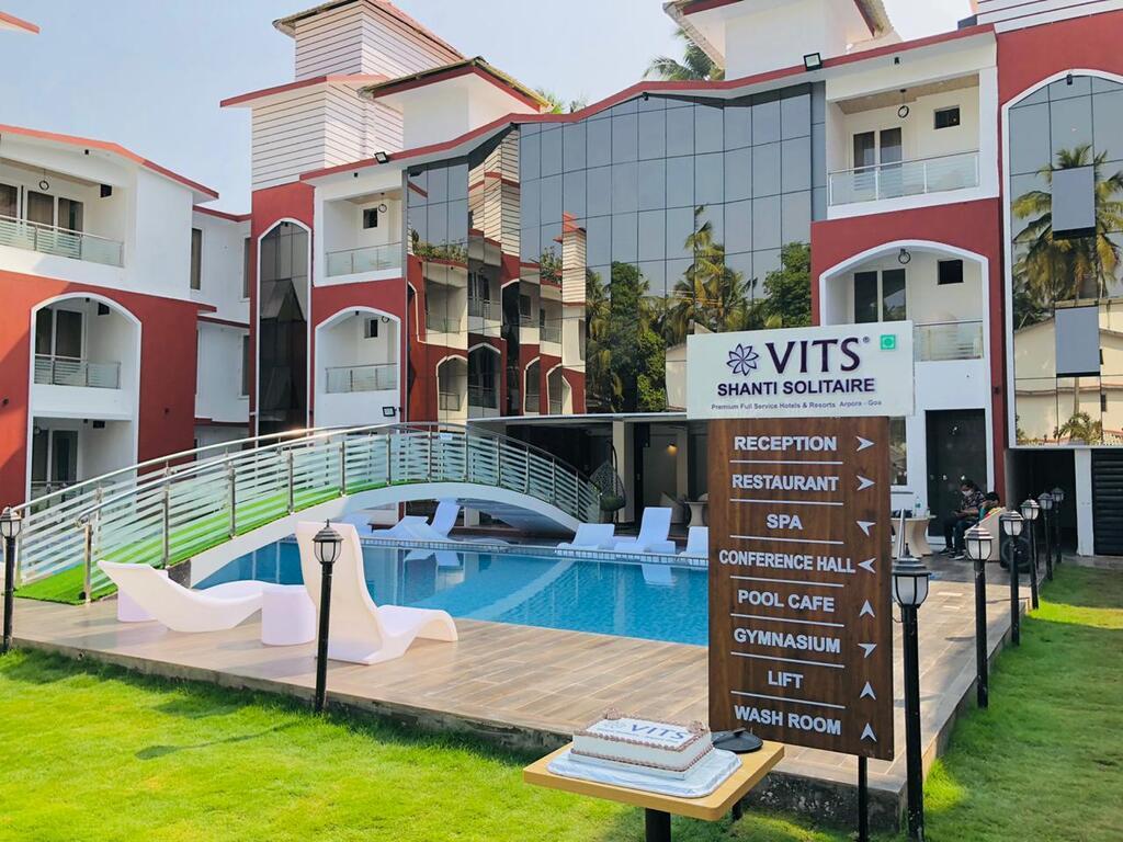 VITS Shanti Solitaire, North Goa
