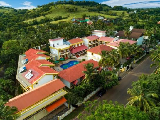 Spazio Leisure Resort Goa