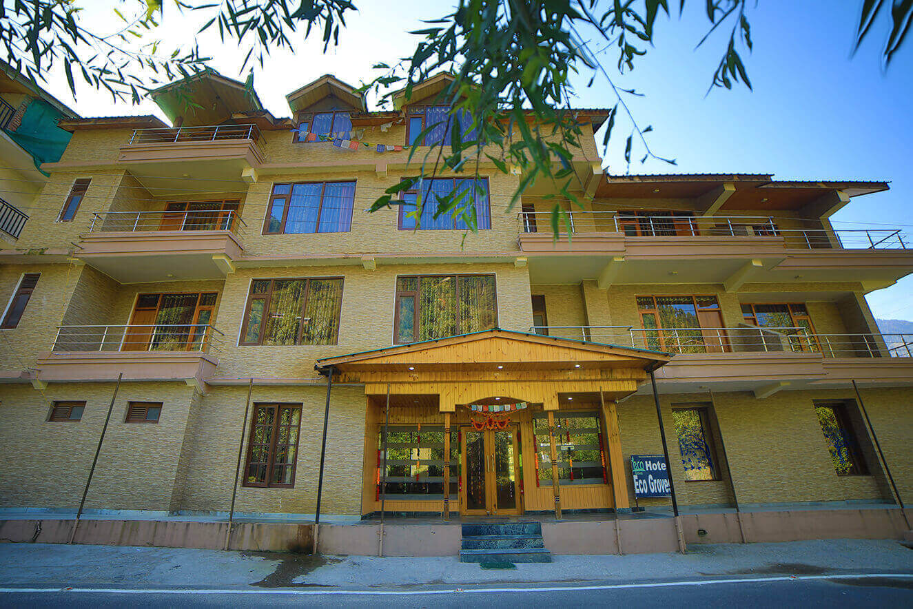 JS Group Hotel Eco Groves