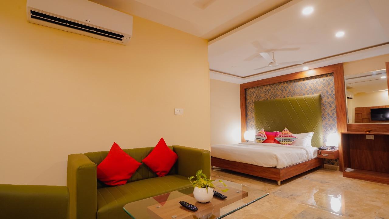 Hotel Sanskar Prime