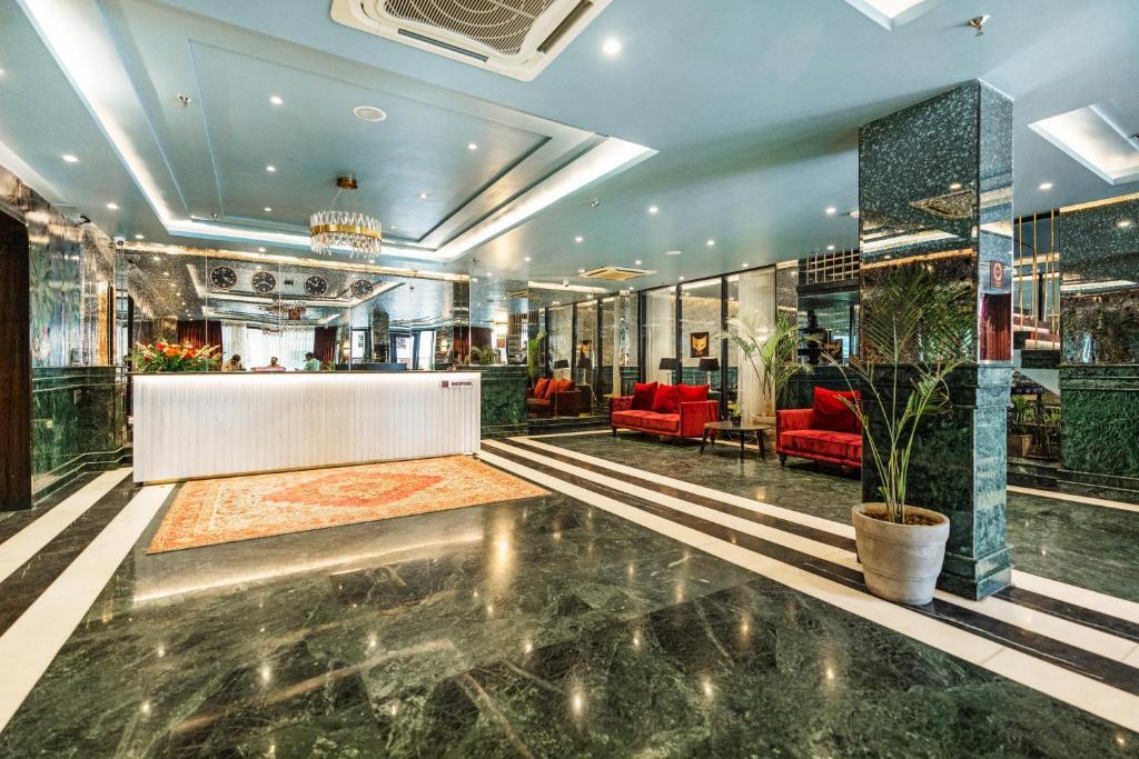 Foxoso Hotel Delhi Airport