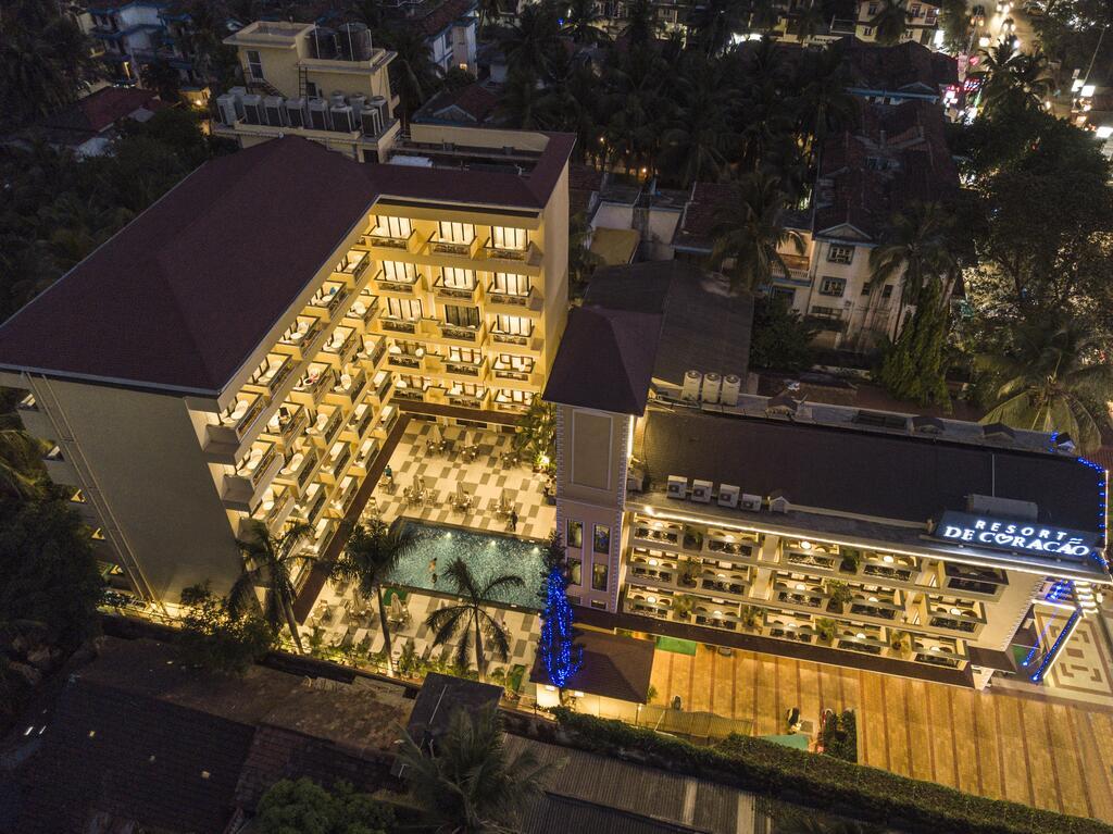 Resort de Coracao By FIRST HALT - Calangute