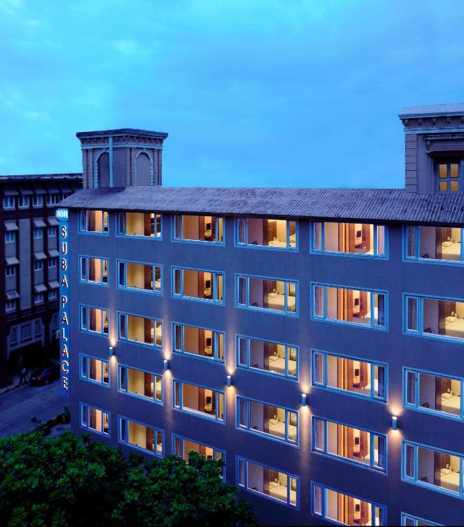 Hotel Suba Palace Mumbai