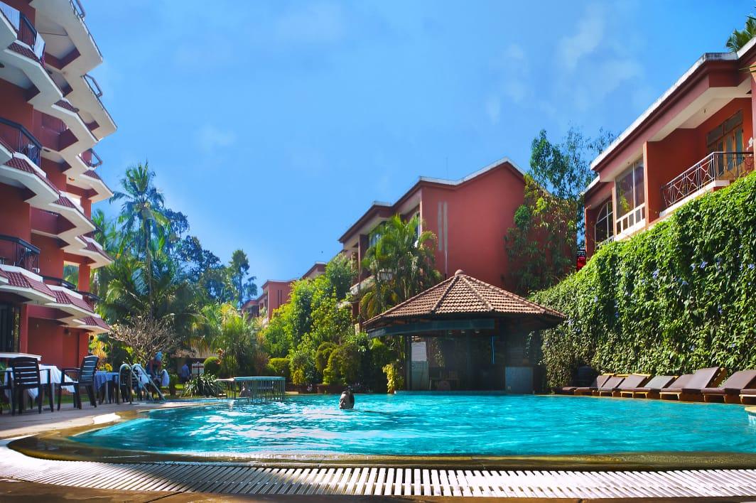 The Baga Marina Beach Resort