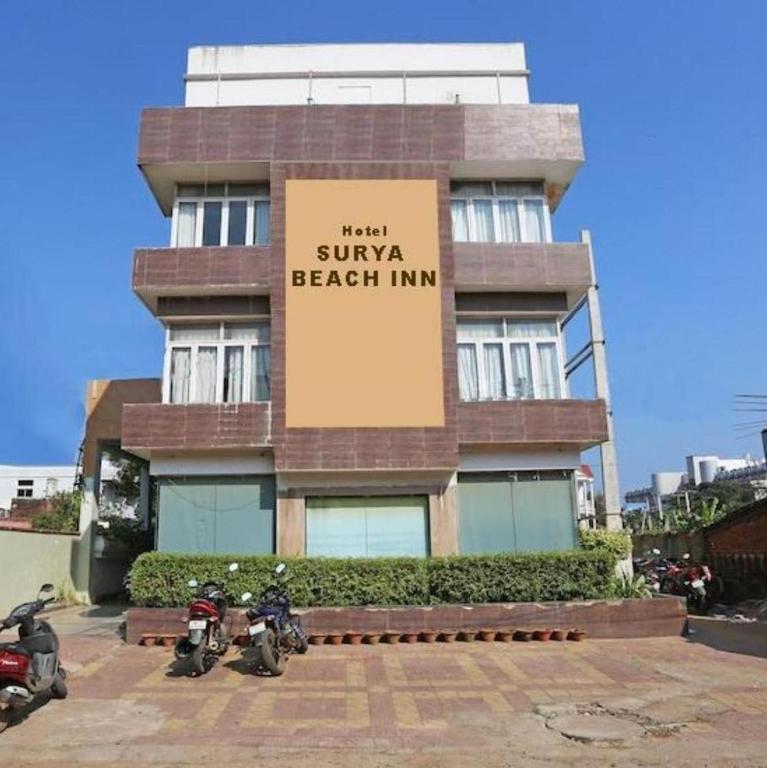Hotel Surya Beach Inn