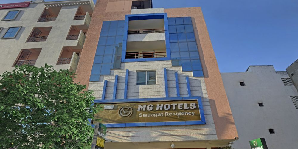 Treebo Trip Mg Hotels Swaagat Residency