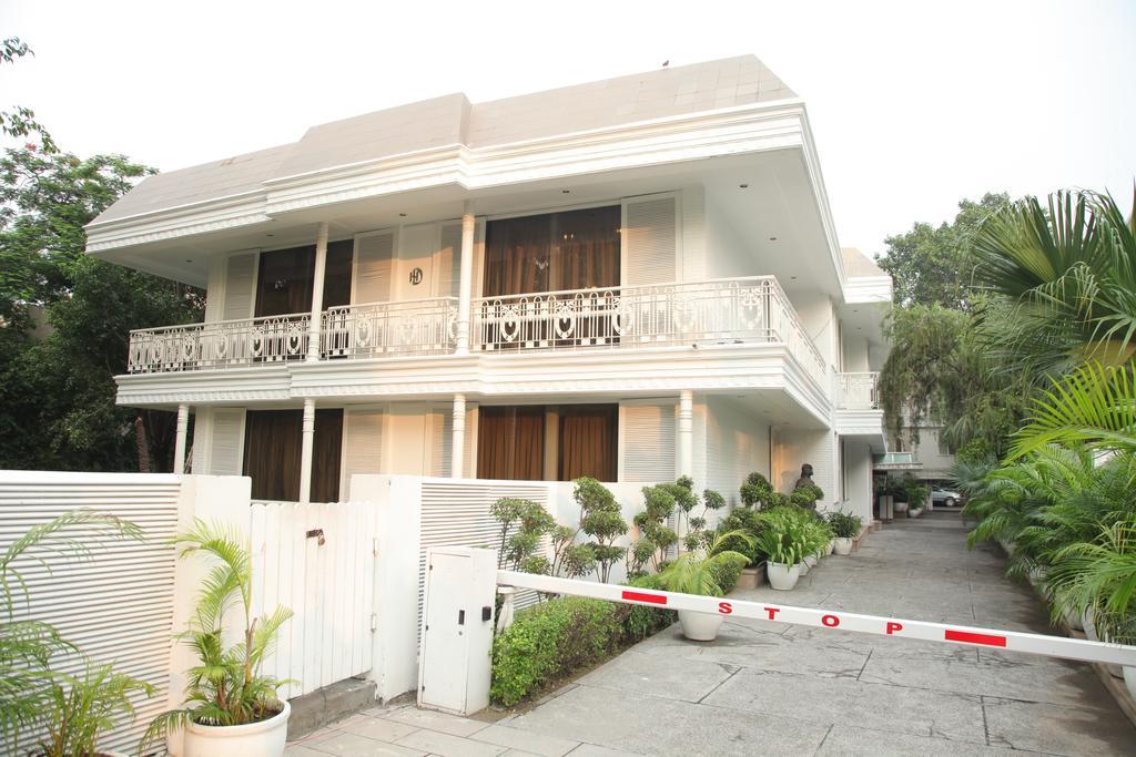 Hotel Diplomat Chanakyapuri -A Boutique Hotel